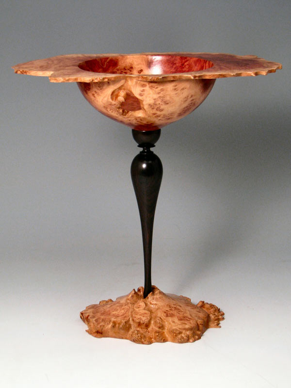 Burl Wood Bowl